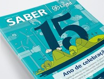 Revista Saber Light - 15 anos de P&D - 2015